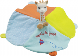 Sophie la girafe Cuddle and Nibble Toy